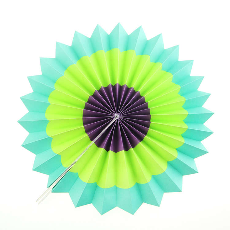 colorful paper decoration